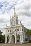Kerk in Thailand Royalty-vrije Stock Afbeelding