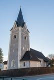 Kerk - Toren Royalty-vrije Stock Fotografie