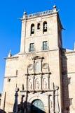 Kerk in Torre DE Moncorvo royalty-vrije stock afbeeldingen