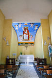 Kerk in Torre del Lago Puccini Royalty-vrije Stock Afbeelding