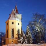 Kerk in Tsjechische republiek Stock Foto's