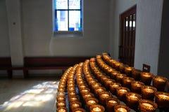 Kerk in tuttlingen royalty-vrije stock afbeelding