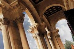 Kerk van Alle Naties. Jeruzalem. Israël royalty-vrije stock foto
