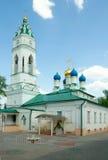 Kerk van de Aankondiging (1692), Tula, Rusland Stock Afbeelding