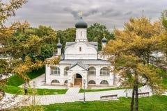 Kerk van de Conceptie van Heilige Anne Stock Foto's