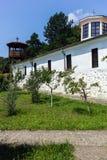 Kerk van de 19de eeuw Heilige George als de Kerk van Reverend Stoyna bij Zlatolist-Dorp, Bulgarije wordt bekend dat royalty-vrije stock afbeeldingen