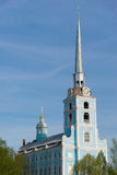 Kerk van de Heilige apostelen Peter en Paul in Yaroslavl, Rusland Stock Fotografie