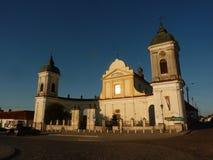 Kerk van de Heilige Drievuldigheid Royalty-vrije Stock Afbeeldingen