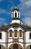 Kerk van de Heilige Drievuldigheid in Gabrovo stock afbeeldingen