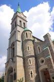 Kerk van de Heilige Familie in Zakopane Stock Afbeeldingen