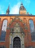 Kerk van de Heilige Geest in Kopenhagen, Denemarken Royalty-vrije Stock Fotografie