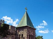 Kerk van de Heilige Moeder van God royalty-vrije stock foto's