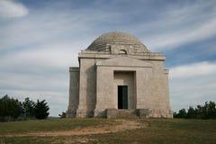 Kerk van de Heiligste Verlosser/het Mausoleum stock foto's