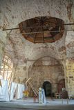 Kerk van de Ingang van Lord in Jeruzalem stock foto's