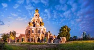 Kerk van de Interventie Royalty-vrije Stock Afbeelding