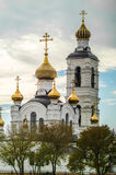 Kerk van de leven-Gevende Drievuldigheid Stock Foto