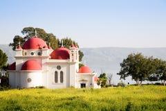Kerk van de Twaalf Apostelen stock afbeeldingen