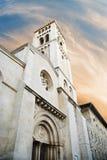 Kerk van de Verlosser in Jeruzalem Stock Foto