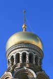 Kerk van de Verlosser op het Bloed royalty-vrije stock afbeelding