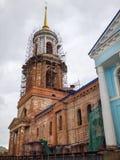 Kerk van de Veronderstelling Yeletsstad stock foto