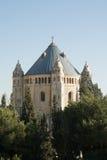 Kerk van Dormition Royalty-vrije Stock Foto