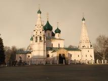 Kerk van Eliah de Helderziende stock fotografie