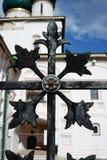 Kerk van Elijah de Helderziende in Yaroslavl (Rusland) Stock Afbeelding