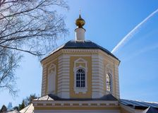 Kerk van Epiphany van Lord Royalty-vrije Stock Afbeelding