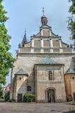 Kerk van Frydlant Stock Foto