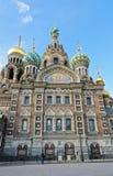 Kerk van Gemorst Bloed Royalty-vrije Stock Foto