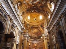 Kerk van Gesu Royalty-vrije Stock Foto
