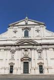 Kerk van Gesu royalty-vrije stock afbeeldingen