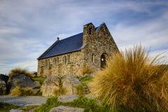 Kerk van goede herder Stock Foto