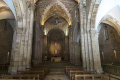Kerk van Heilige Anne Interior Royalty-vrije Stock Fotografie