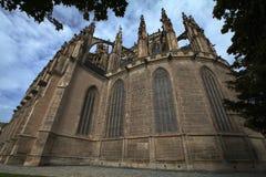 Kerk van Heilige Barbara Royalty-vrije Stock Fotografie