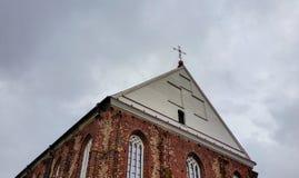 Kerk van Heilige George Stock Foto's