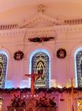 Kerk van Heilige Harten Stock Afbeelding
