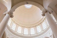 Kerk van Heilige John Doopsgezind, Malta Royalty-vrije Stock Fotografie