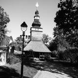 Kerk van Heilige Michal royalty-vrije stock foto's