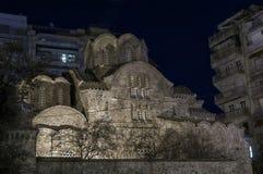 Kerk van Heilige Panteleimon (Thessaloniki) Stock Afbeeldingen