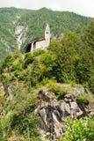 Kerk van Heilige Stephen van Carisolo royalty-vrije stock afbeeldingen