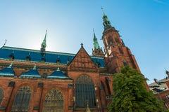 Kerk van Heiligen Peter en Paul Stock Foto