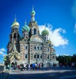 Kerk van het Gemorste Bloed Royalty-vrije Stock Afbeelding