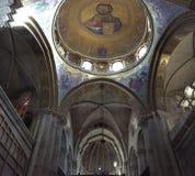 Kerk van het Heilige Grafgewelf stock foto