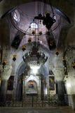 Kerk van het Heilige Grafgewelf, Jeruzalem royalty-vrije stock fotografie