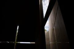 Kerk van het Licht Stock Afbeeldingen