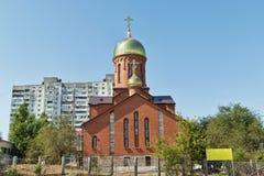 Kerk van het Pictogram van de Moeder van God Royalty-vrije Stock Afbeelding