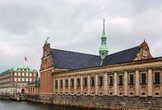 Kerk van Holmen, Copenhhagen royalty-vrije stock foto's