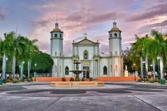 Kerk van Juana Diaz Royalty-vrije Stock Fotografie
