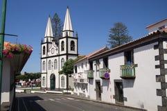 Kerk van Madalena Stock Foto's